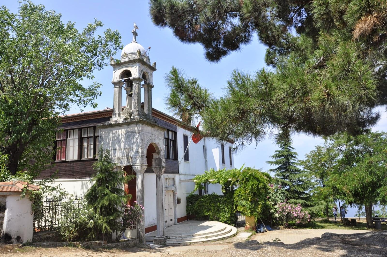 Büyükada Aya Yorgi Manastırı