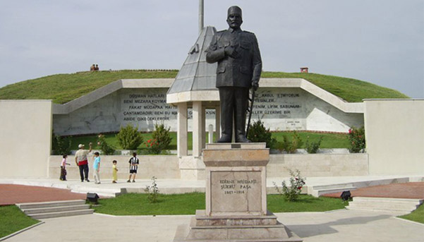 Şükrü Paşa Anıtı